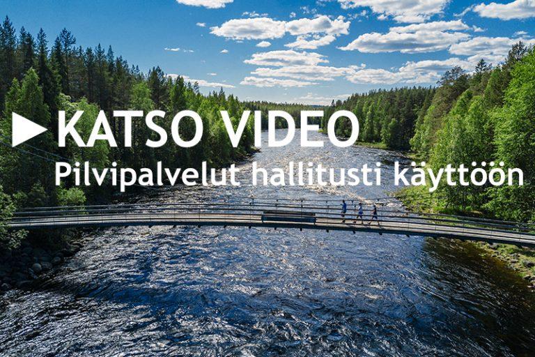 Pilvipalvelut hallitusti käyttöön: video
